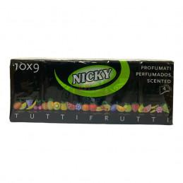 Nicky fazzoletti profumati tutti frutti x10