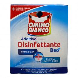 Omino bianco additivo disinfettante polvere 450 grammi