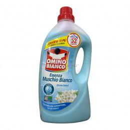 Omino bianco lavatrice muschio bianco 52 lavaggi 2,6 litri