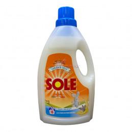 Sole lana e delicati talco 1 litro