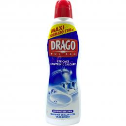 Drago classico igienizzante anticalcare 750 ml