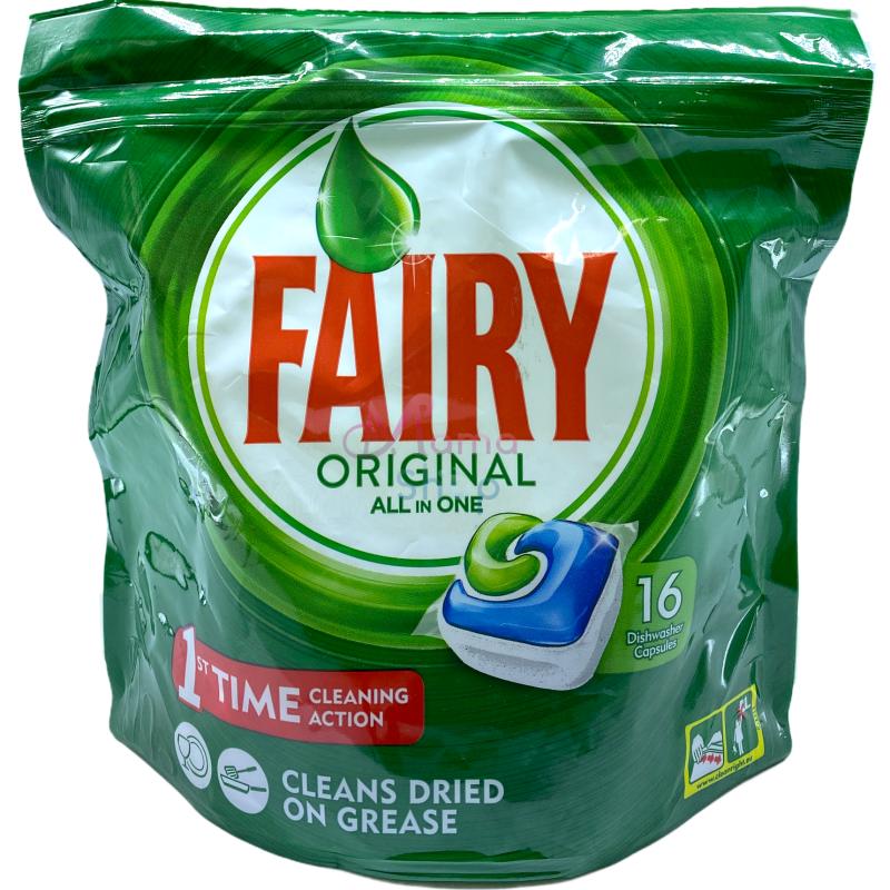 Fairy caps tutto in uno original x16