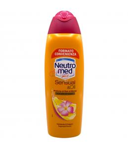 Neutromed bagnoschiuma sensual olio di argan 750 ml