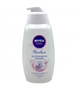 Nivea baby gel detergente micellare delicato con calendula 500 ml