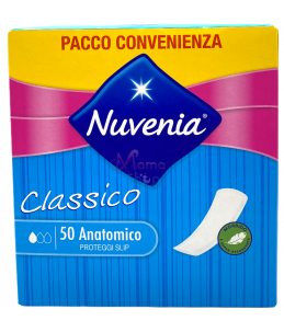 Nuvenia salvaslip classico anatomico x50