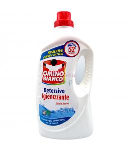 Omino bianco lavatrice 52 lavaggi igienizzante 2,6 litri
