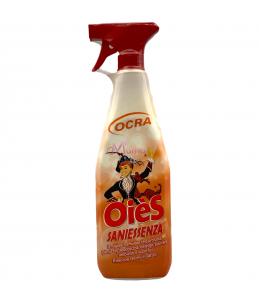 Oiès essenza spray ocra 750 ml