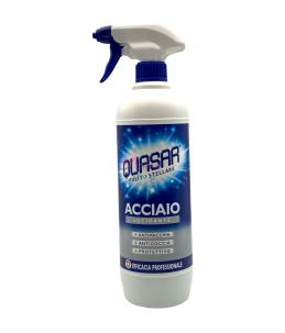Quasar acciaio spray 650 ml