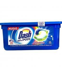 Dash pods lavatrice all in...