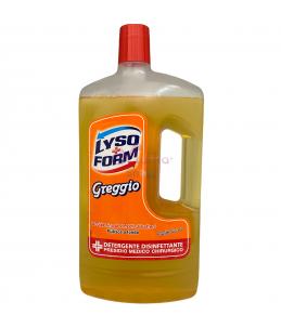 Lysoform greggio detergente...