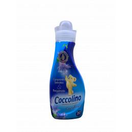 Coccolino ammorbidente concentrato creation campanula selvatica e bergamotto 30 lavaggi 750 ml