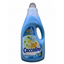 Coccolino ammorbidente primavera 22 lavaggi 2 litri