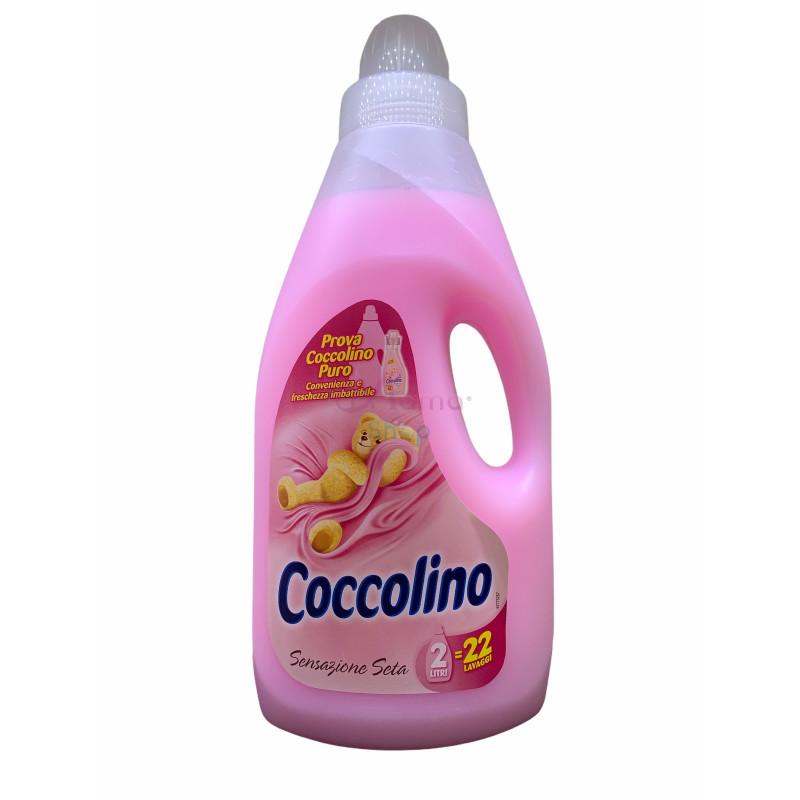 Coccolino sensazione seta 22 lavaggi 2 litri