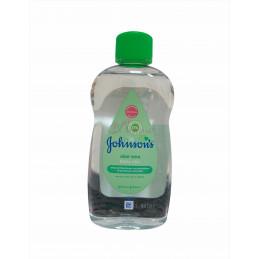 Johnson olio baby aloe vera 300 ml