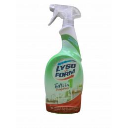 Lysoform tutto in 1 spray 750 ml
