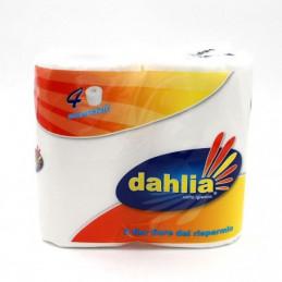 Dahila carta igienica 4 rotoli