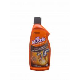 Mr muscolo gel monodose rapido 500 ml