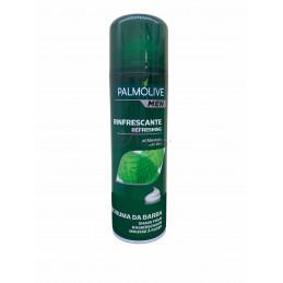Palmolive schiuma da barba rinfrescante al mentolo 300 ml