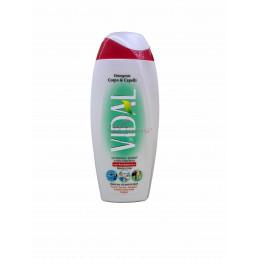 Vidal doccia shampoo antibatterico 250 ml
