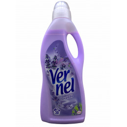 Vernel ammorbidente lavanda 20 lavaggi 1,5 litri