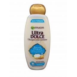 Ultra dolce shampoo rituale d'argan con olio d'argan del marocco 400 ml