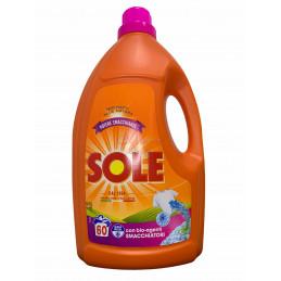 Sole lavatrice 60 lavaggi potere smacchiante 3 litri