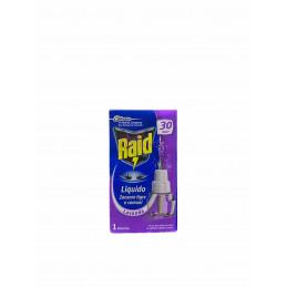 Raid liquido ricarica lavanda 30 notti 21 ml
