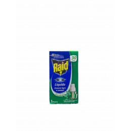 Raid liquido ricarica eucalipto 30 notti 21 ml