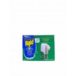 Raid liquido diffusore + ricarica 30 notti eucalipto 21 ml