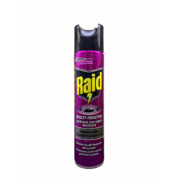 Raid insetticida spray multi insetto 300 ml