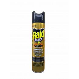 Raid insetticida max scarafaggi e formiche 3 in1 300 ml