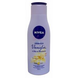 Nivea crema olio corpo vaniglia 200 ml