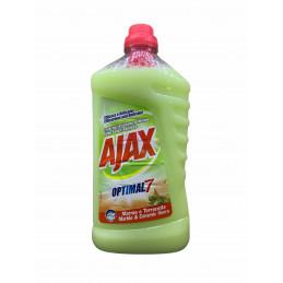 Ajax pavimenti sapone di aleppo per marmo e cotto 1 litro