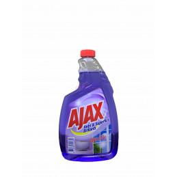 Ajax vetri e siuperfici brillanti ricarica 750 ml