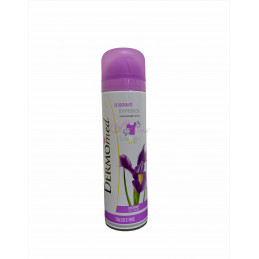 Dermomed deodorante spray talco e iris 150 ml