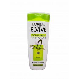 Elvive shampoo energizzante purificante citrus per capelli da normale a grassi 250 ml