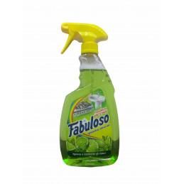 Fabuloso sgrassatore lime e menta spray 600 ml