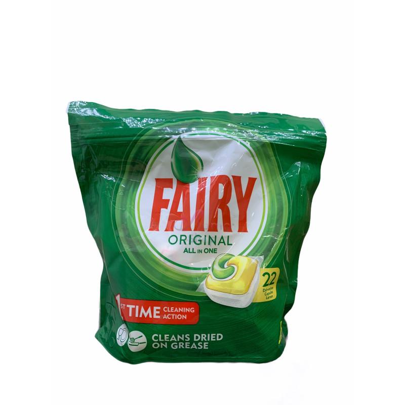 Fairy caps tutto in uno limone x22