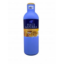 Felce azzurra bagno doccia miele e avena essenza di dolcezza 650 ml
