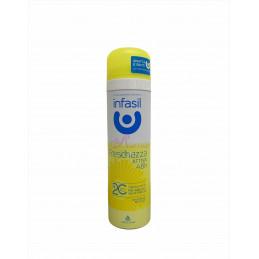Infasil deodorante spray freschezza attiva 48h 150 ml
