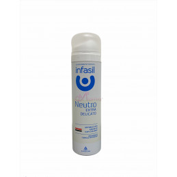 Infasil deodorante spray neutro extra delicato 150 ml