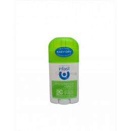 Infasil deodorante stick freschezza dinamica 50 ml