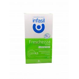 Infasil intimo freschezza attiva con antibatterico 200 ml