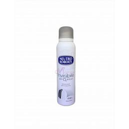 Neutro Roberts deodorante spray invisibile anti macchie 150 ml