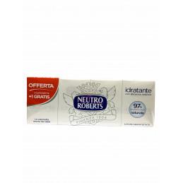 Neutro roberts sponette idratanti con glicerina naturale 4x100 gr