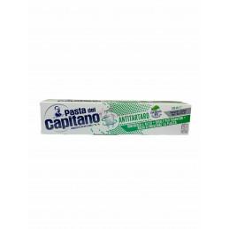 Pasta del capitano dentifricio antitartaro con salvia e timo 100 ml