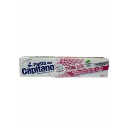 Pasta del capitano dentifricio baking soda 100 ml