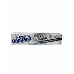 Pasta del capitano dentifricio carbone 100 ml