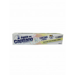Pasta del capitano dentifricio curcuma e propoli 100 ml