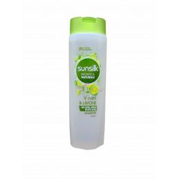 Sunsilk shampoo ricarica naturale tè verde e limone capelli grassi 250 ml